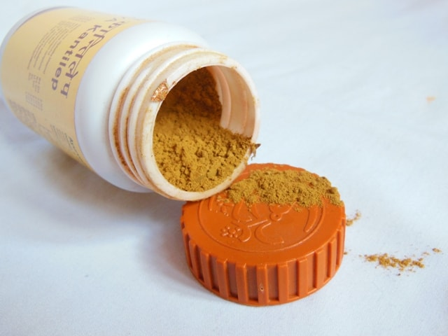 Patanjali Divya Kanti Lep Face Pack Powder