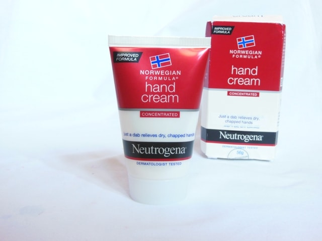 Winter Skincare Essential - Neutrogena Hand Cream