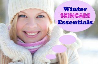 Winter-Skincare Essentials
