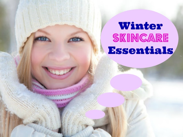 Winter-Skincare Essentials