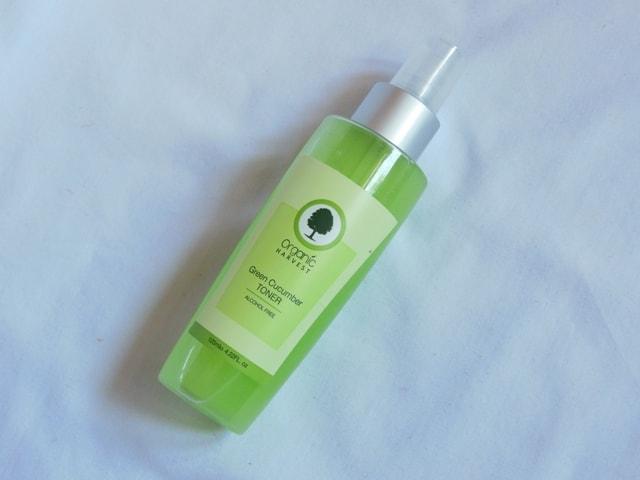 Winter Skincare Tips for Glowing Skin - Organic Harvest Cucumber Toner