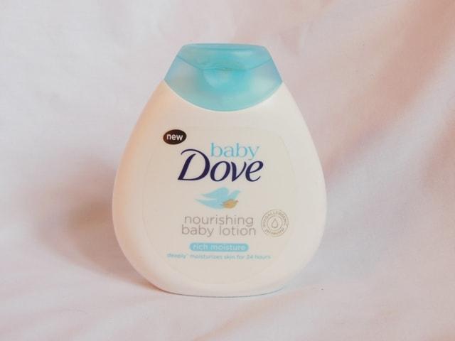 Baby Dove Rich Moisture Nourishing Baby Lotion