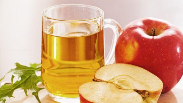 Best Home remedies for hair fall - Apple_Cider_Vinegar homemade hair packs