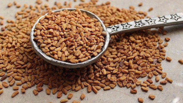 Best Home remedies for hair fall - Fenugreek or Methi Seeds homemade hair packs