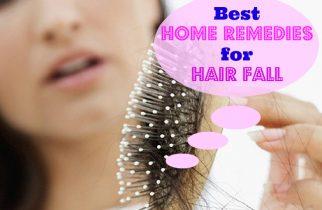 Best Home remedies for hair fall - homemade hair packs