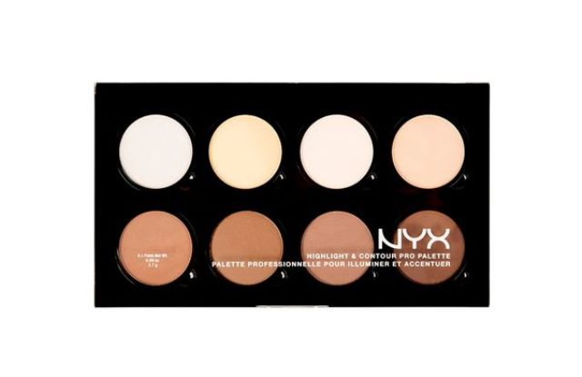 Best NYX Products in India - NYX highlight contour palette