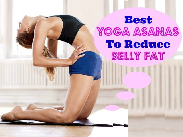 Best Yoga Poses To Lose Belly Fat