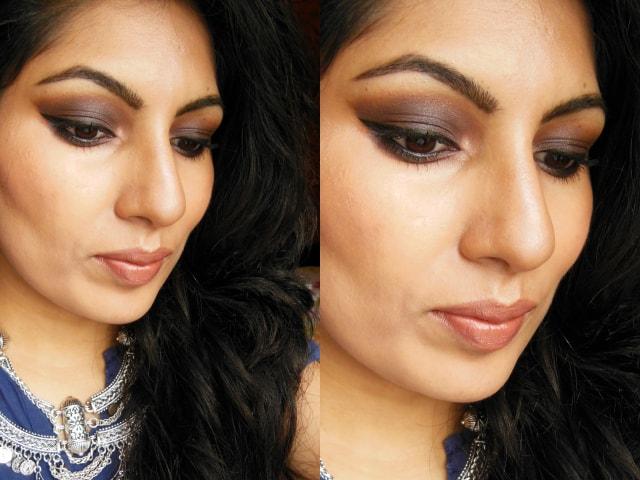 Kiko Milano Enigma Lipstick Makeup Look - FOTD