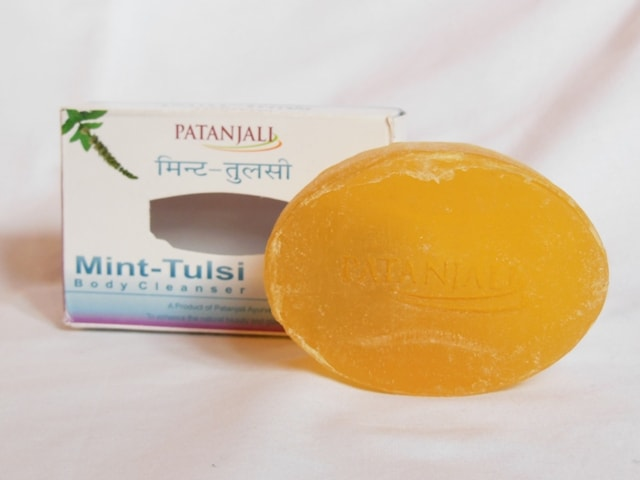 Patanjali Ojas Mint and Tulsi Body Cleanser Review