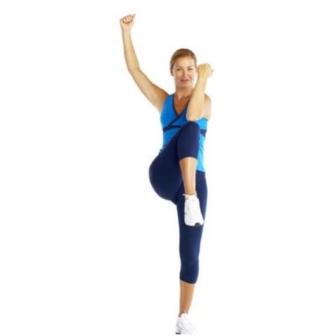 Top 10 Cardio Workouts for Weightloss at Home - Cross Crawl