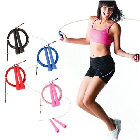 Top 10 Cardio Workouts for Weightloss at Home - Skipping Ropes