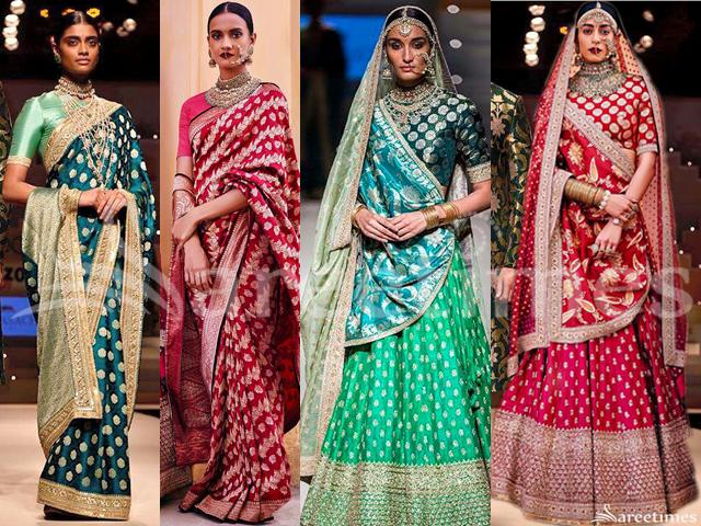 Where to Buy Bridal Lehenga in Delhi - Shahputjat Boutiques
