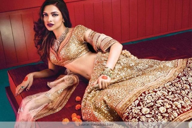 Where to Buy Bridal Lehenga in Delhi - sabyasachi-bridal-lehenga Malls