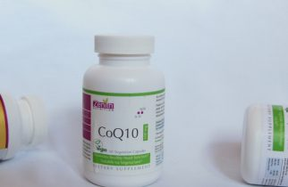 Zenith Nutrition COQ 10 Supplement Capsules