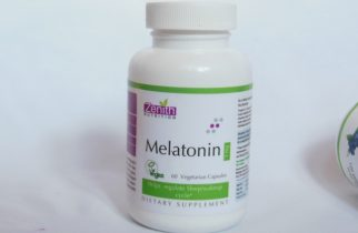 Zenith Nutrition melatonin Supplement Capsules