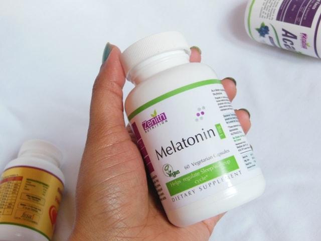Zenith Nutrition melatonin Supplement Vegetarian Capsules.JPG
