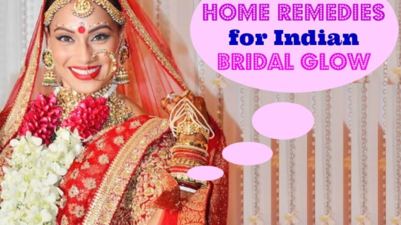 Top 9 Home Remedies for Indian Bridal Glow: Face Packs and Scrubs