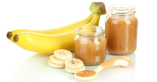 best home remedies for Indian bridal glow - Banana-face-mask