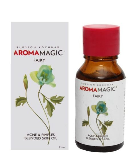 Best Facial Oils for Oily skin - Aroma Magic Fairy Oil