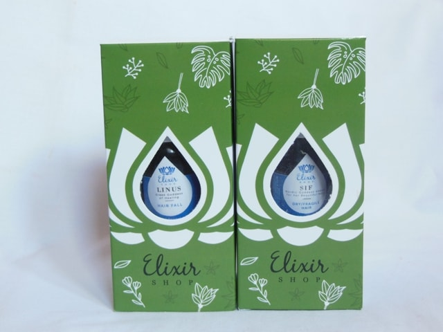 Elixir Shop SIF Hair Oil