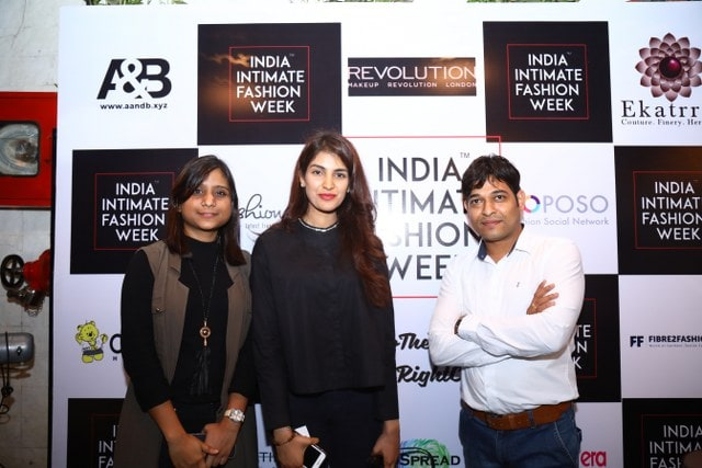 India Intimate Fashion Week 2017 - IIFW