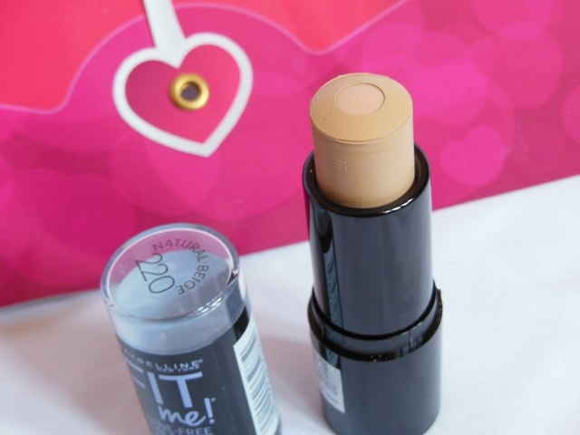 Maybelline Fit Me Shine Free Stick Foundation