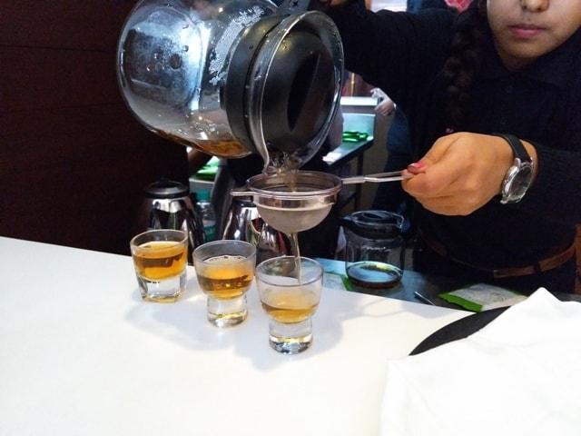 Tea Tasting Session with TeaMonk Global - Wa OOlang Tea