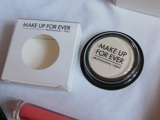 Makeup Forever New Launches India - Artist Eye shadows