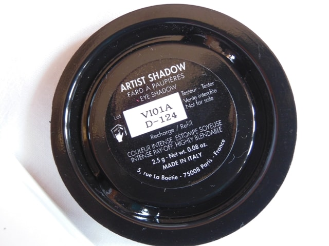 Makeup Forever New Launches India- Artists Shadow Shade