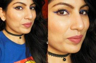 Maybelline Eyestudio Lasting Drama Waterproof Gel Pencil Lustrous FOTD