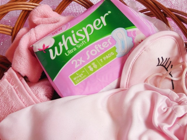 New Whisper Ultra Soft 2X Softer Pads