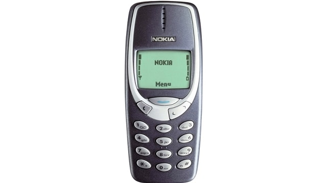 Nokia-3310 the Old Phone