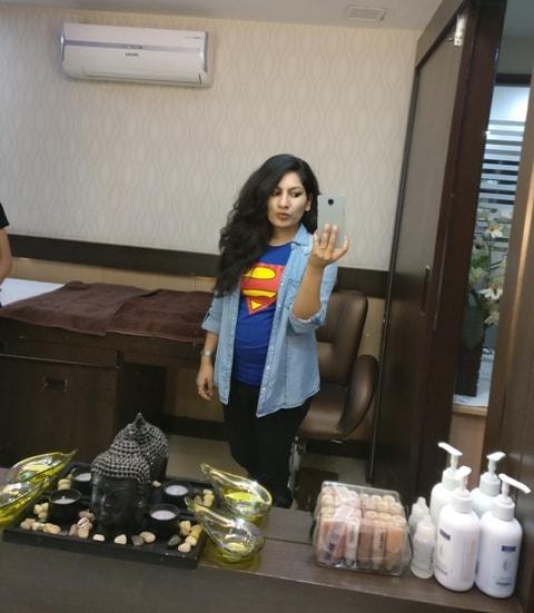 VLCC Makeup Room Faridabad