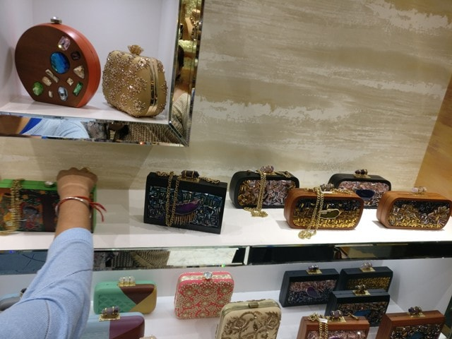 Zurie Clutches collection
