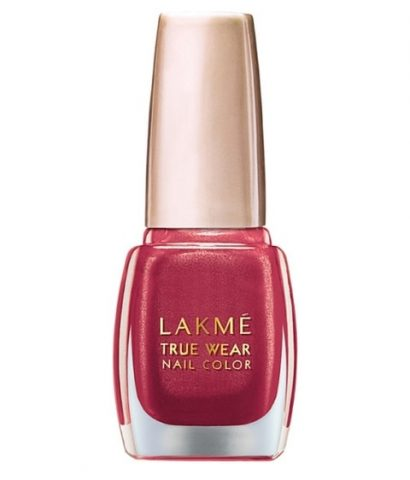 Best Lakme Products -Lakme-True-Wear-Nail-Color