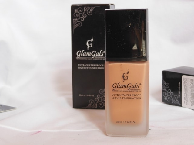 GlamGals Makeup Haul - GlamGals Cosmetics Ultra Waterproof Liquid Foundation