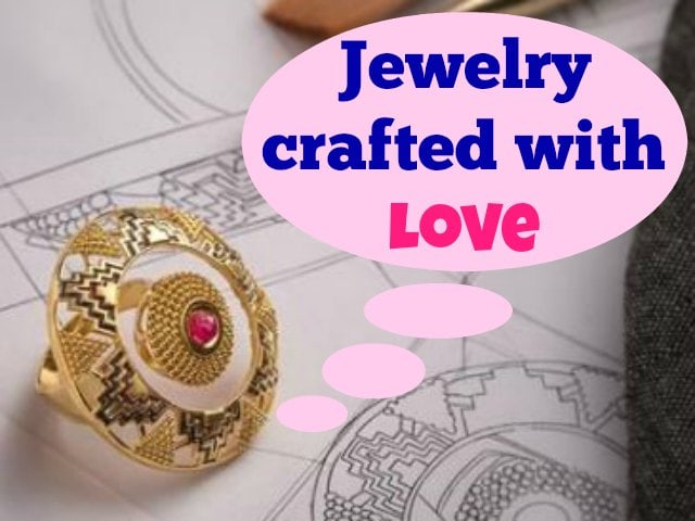 Jewelry Crafted with Love