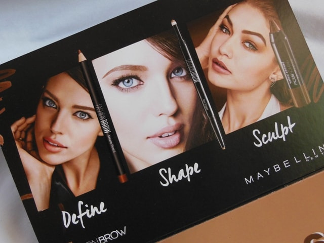 Maybelline Brow Products India