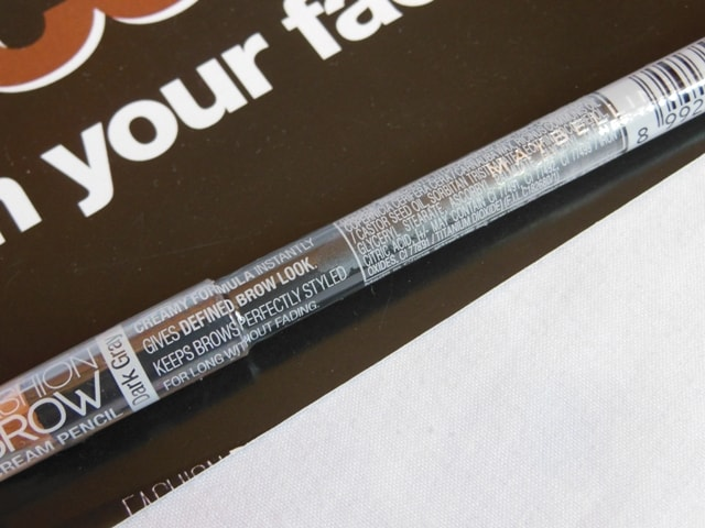 Maybelline Creamy Brow pencil Claims