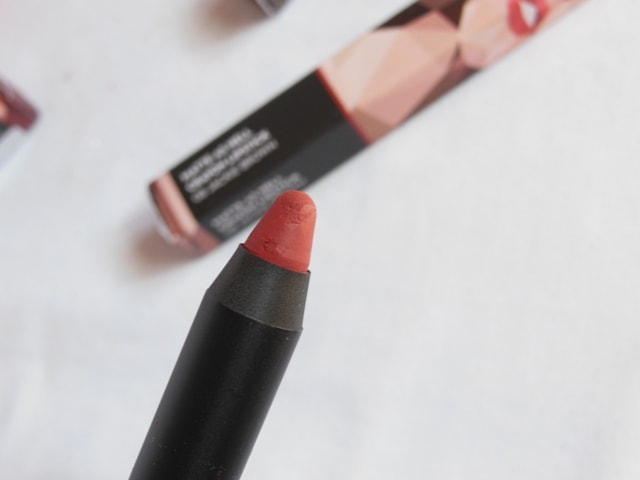 New Sugar Matte As Hell Crayon Lipstick- Jackie Brown
