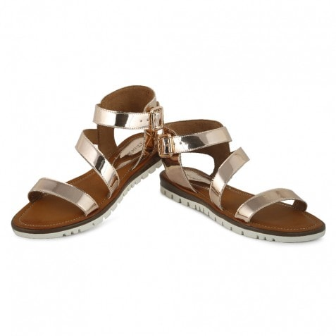 Summer Must Have shoes - Metal Strap Style