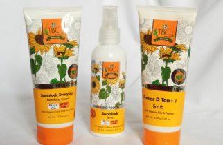 TBC Sun Protection Skincare Range