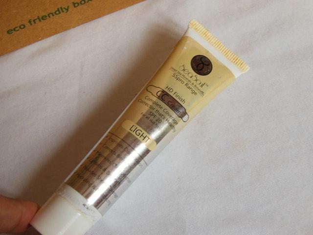Glamego June 2017 Box- Seasoul CC Cream
