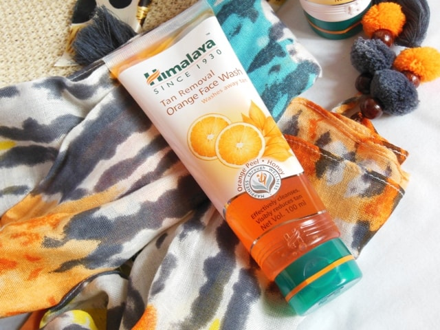 Himalaya Herbals Tan Removal Face Wash