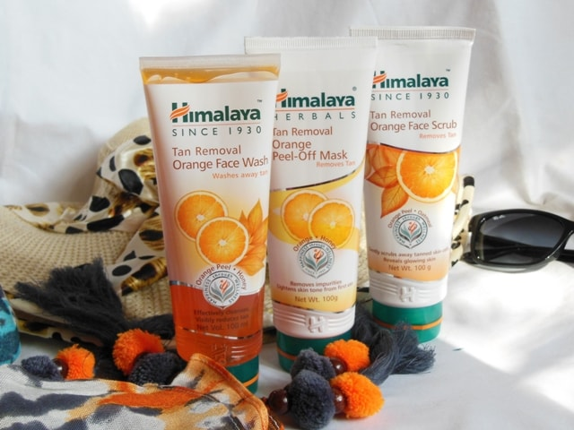 Himalaya Herbals Tan Removal Kit