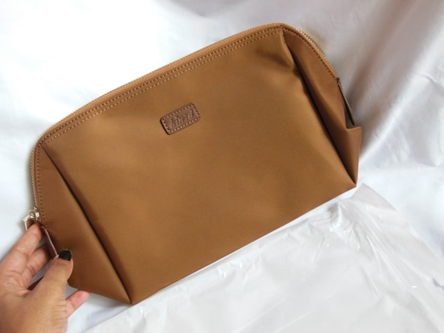 Kinzd Large Makeup Bag Review