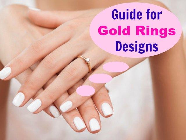 Design Guide for Gold Rings Online