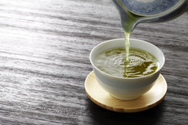 Food for Fast metabolism - Coffee Green Tea