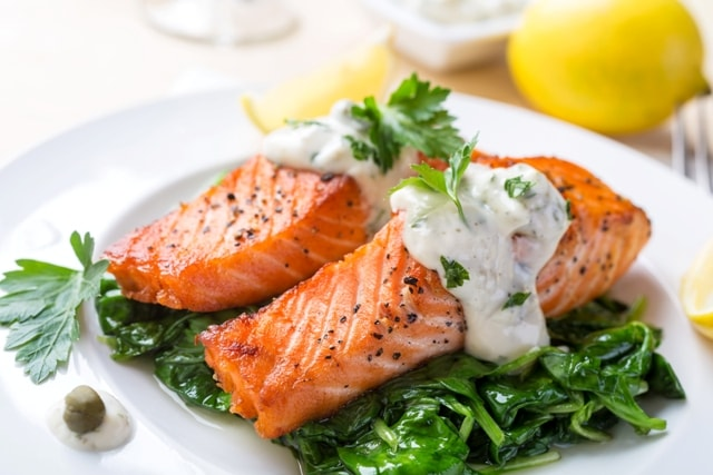 Food that Boost Metabolism Naturally - Fish
