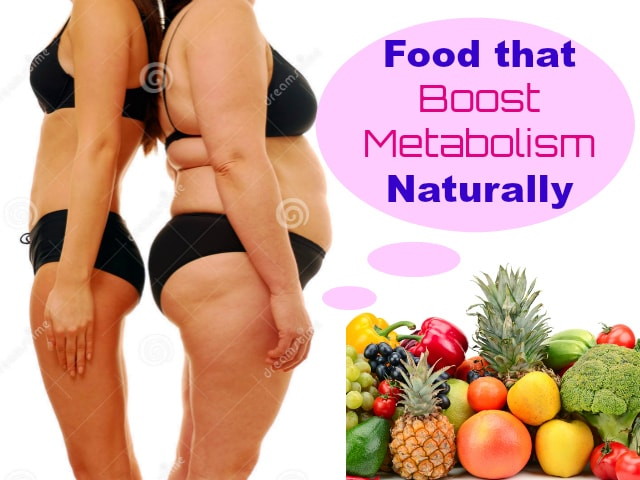 Food that Boost Metabolism Naturally